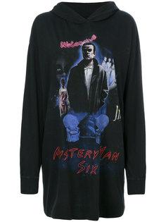 printed long hoodie Mm6 Maison Margiela