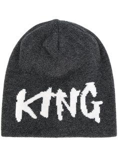 вязаная шапка King Dolce & Gabbana