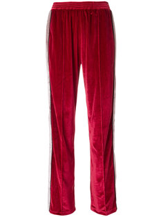 side panelled trousers Forte Couture