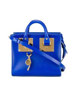 синяя квадратная сумка Albion Sophie Hulme