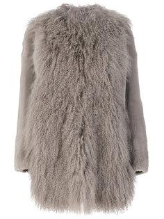 mix coat Sylvie Schimmel