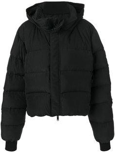 классическая дутая куртка  Unravel Project