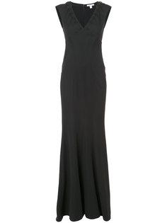 длинное платье Alix Zac Zac Posen