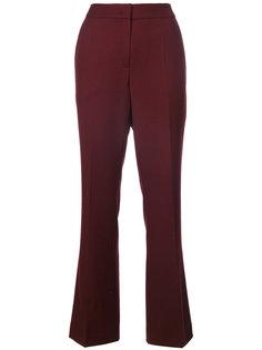 строгие брюки с завышенной талией  Odeeh
