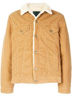 вельветовая куртка R13