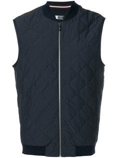quilted sleeveless jacket Z Zegna