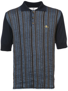striped polo shirt Vivienne Westwood Man
