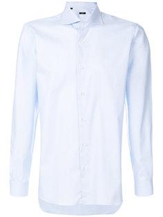 pointed collar shirt Barba