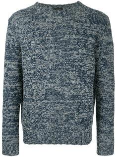 классический трикотажный свитер Jil Sander