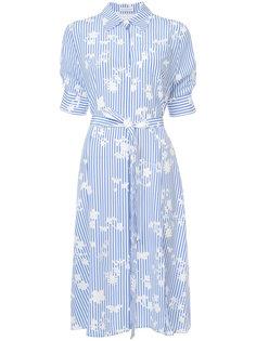 платье-рубашка с поясом Altuzarra