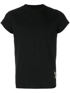 трикотажная футболка Rick Owens DRKSHDW