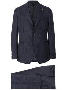 костюм-тройка с вышивкой Gabriele Pasini