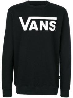 branded sweatshirt Vans
