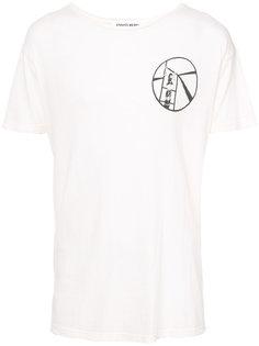 bondage print T-shirt Enfants Riches Deprimes