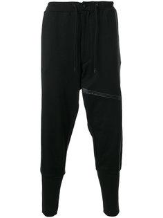 спортивные брюки с молнией Y-3