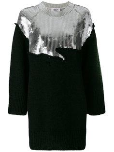 декорированный свитер Aviù