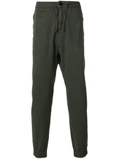 спортивные брюки с декоративной строчкой Stone Island Shadow Project