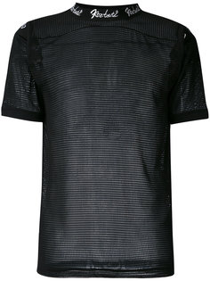 сетчатая футболка KTZ
