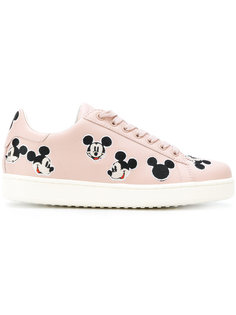Mickey print sneakers Moa Master Of Arts