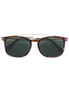 солнцезащитные очки  с квадратной оправой Persol