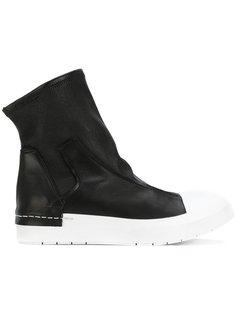 контрастные спортивные ботинки Cinzia Araia