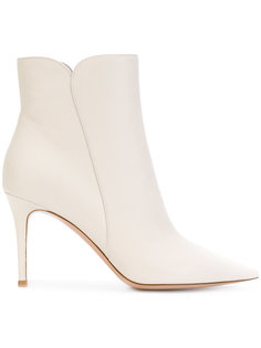 ботинки с заостренным носком Gianvito Rossi
