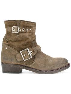 ботинки в байкерском стиле  Golden Goose Deluxe Brand