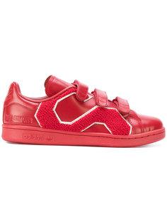 контрастные панельные кроссовки Raf Simons