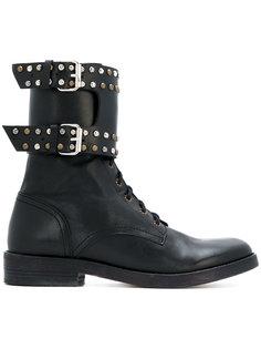 ботинки по щиколотку Teylon Isabel Marant