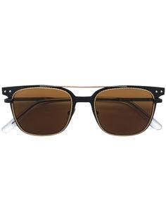 солнцезащитные очки с перекладиной Bottega Veneta Eyewear