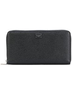 кошелек Continental на молнии Dolce & Gabbana