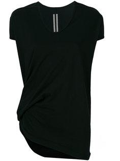 футболка с V-образным вырезом  Rick Owens