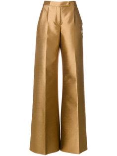 расклешенные брюки Antonio Berardi