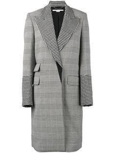 Odelia check coat Stella McCartney