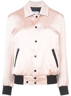 куртка Je Taime Saint Laurent