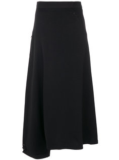 асимметричная юбка со шнурком  Y-3