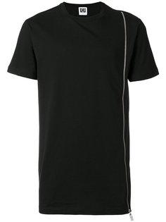рубашка с декоративной молнией Les Hommes Urban