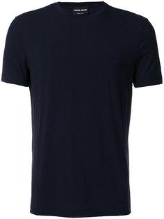 футболка стандартного кроя Giorgio Armani