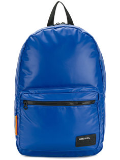 рюкзак с заплаткой с логотипом Diesel
