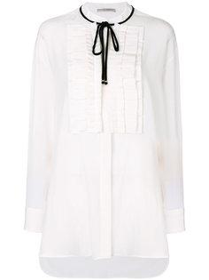 блузка с завязкой  Ermanno Scervino