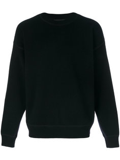 ribbed knit sweatshirt Alexander Wang