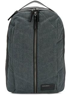 джинсовый рюкзак на молнии Diesel