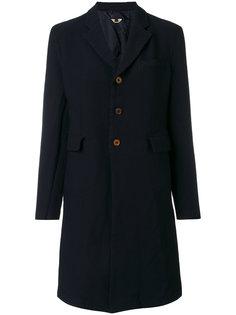 однобортное пальто  Comme Des Garçons Comme Des Garçons