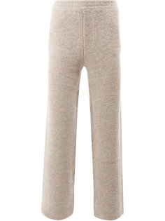 трикотажные спортивные брюки Edward Crutchley