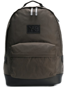рюкзак с заплаткой с логотипом Y-3