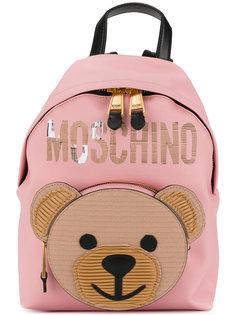 рюкзак с изображением игрушечного медведя Moschino