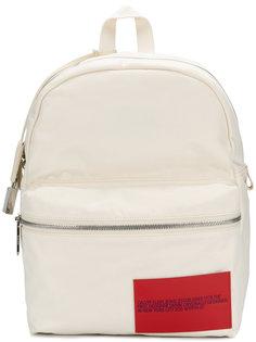рюкзак с контрастной нашивкой Calvin Klein