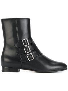 ботинки с пряжками Unützer
