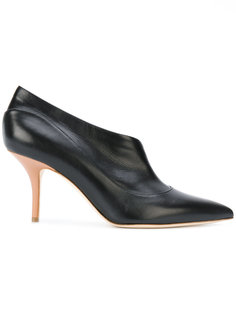 туфли-лодочки с заостренным носком Malone Souliers