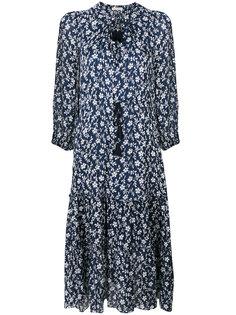 floral midi dress Ulla Johnson